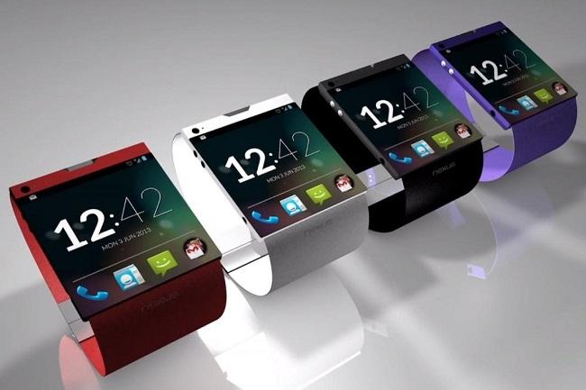 умные часы от Google и LG