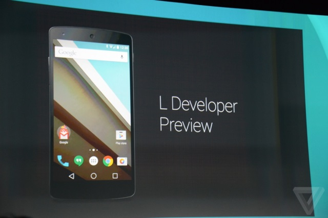 Android L 5.0
