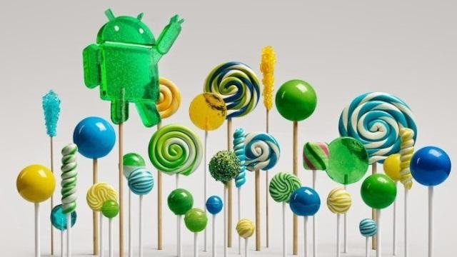 установить звуки и обои из Android 5.0