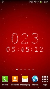 Live wallpaper new year_4