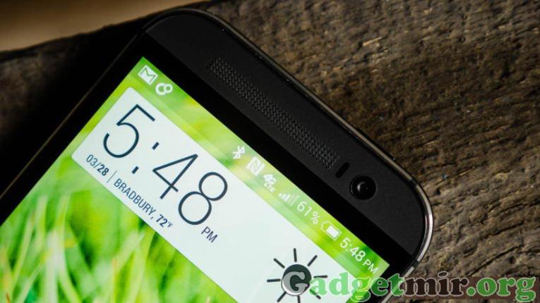 HTC One (M8) громкость разговорного динамика_765