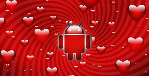 валентинки для андроид