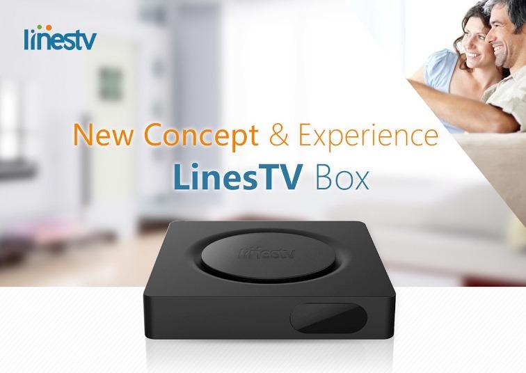 LinesTV Box
