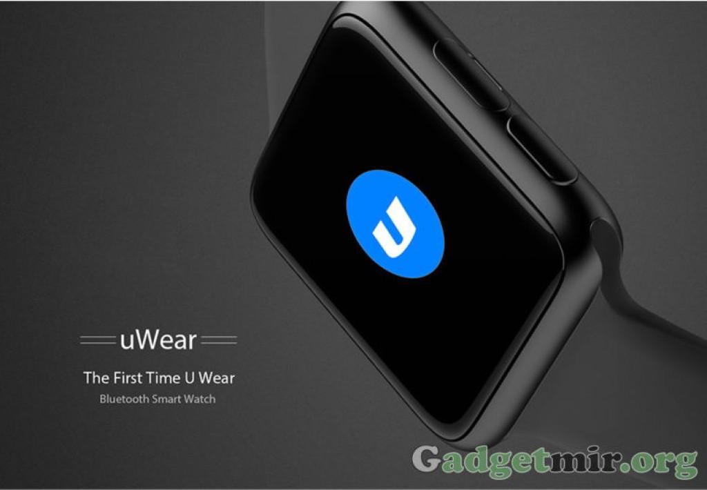 смартчасы Ulefone uWear Bluetooth