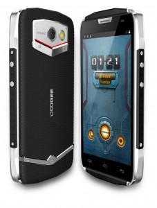 противоударных и водонепроницаемых, смартфон Doogee TITANS2 DG700