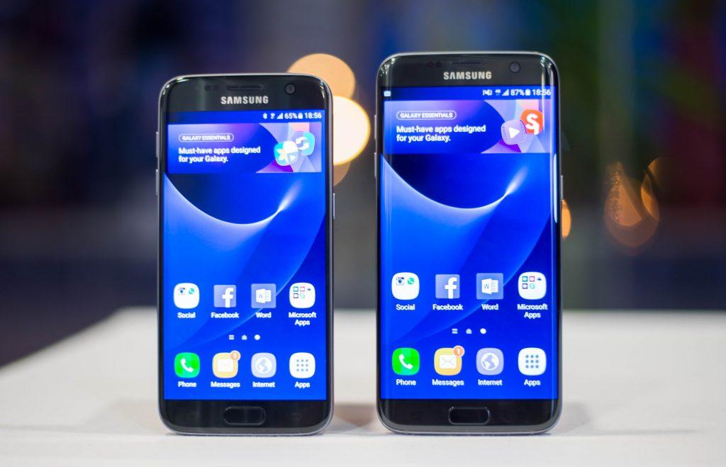 Проблемы со смартфоном Galaxy S7 и Galaxy S7 Edge.