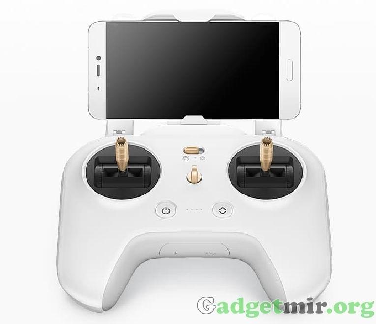 Xiaomi Mi Drone, квадрокоптер, беспилотник, дрон, quadcopter, drone