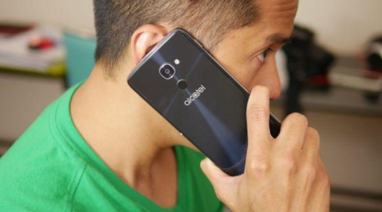технические характеристики смартфона Alcatel Idol 4S