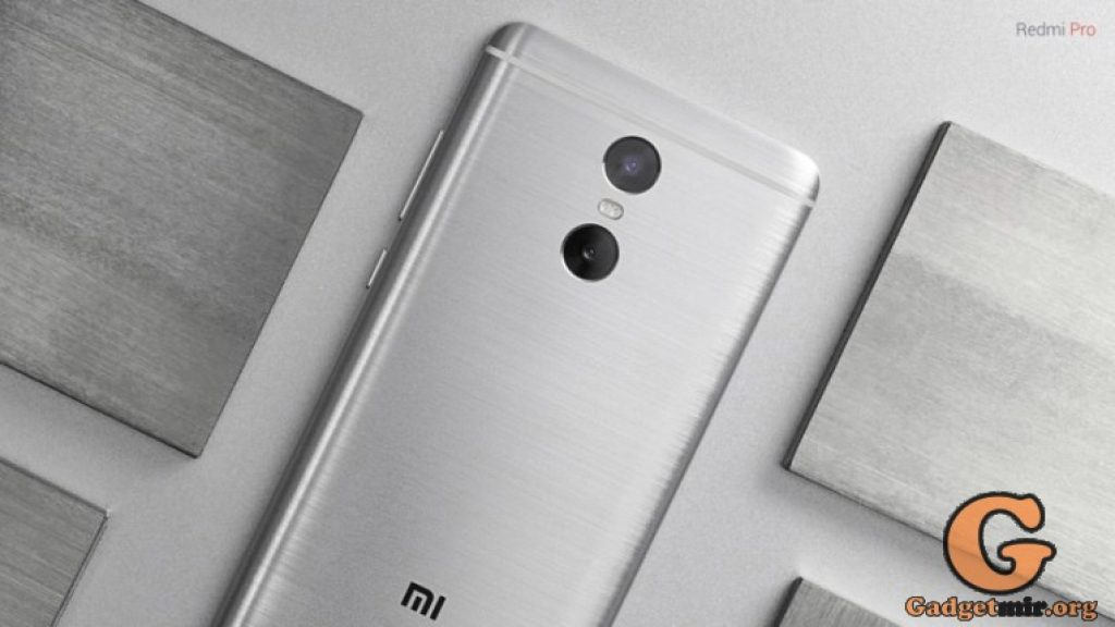 Xiaomi Redmi Pro, Xiaomi, Android, gadget, smartphone, device, Андроид, гаджет, устройство, смартфон