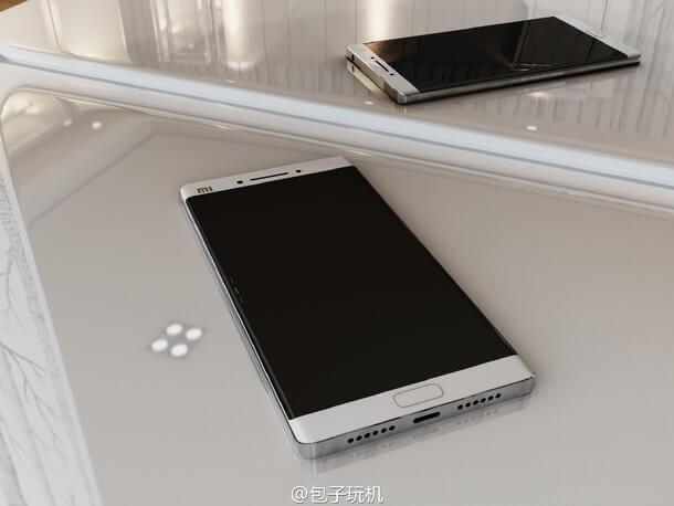 Xiaomi Mi Note 2, Xiaomi, Android, gadget, smartphone, device, Андроид, гаджет, устройство, смартфон.