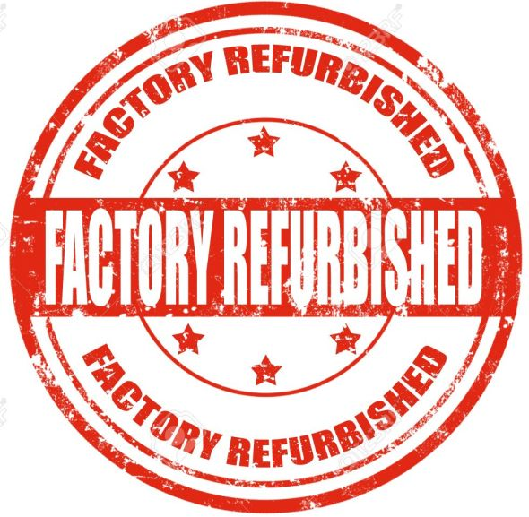 factory-refurbished