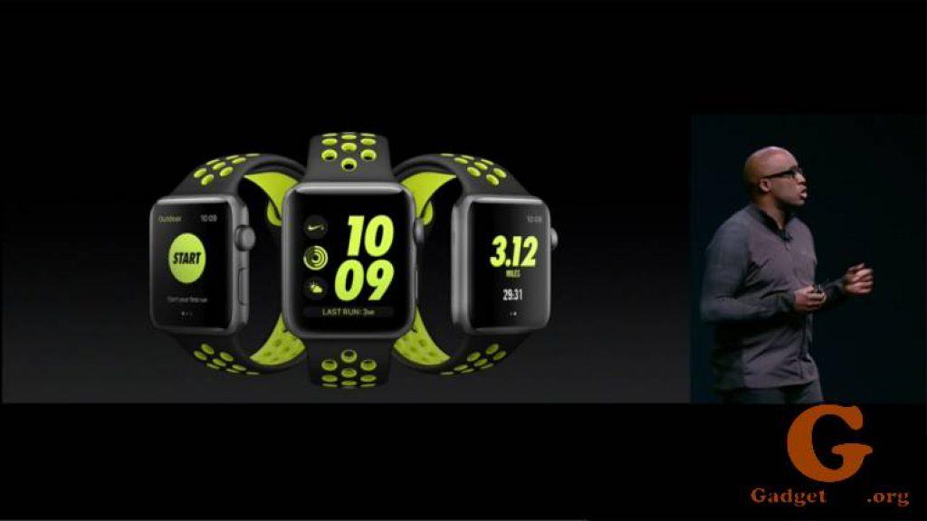 Apple Watch Nike+, Apple, смартчасы, gadget, smartwatch, device, гаджет, устройство
