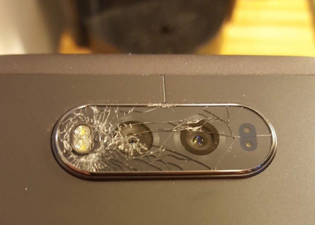 камера смартфона LG V20
