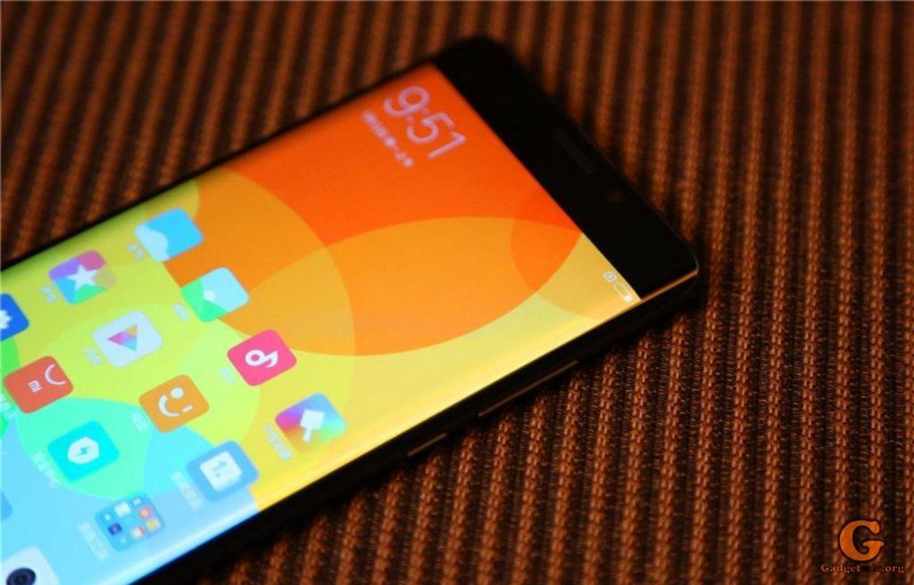 Xiaomi Mi Note 2, Xiaomi, смартфон, Android,