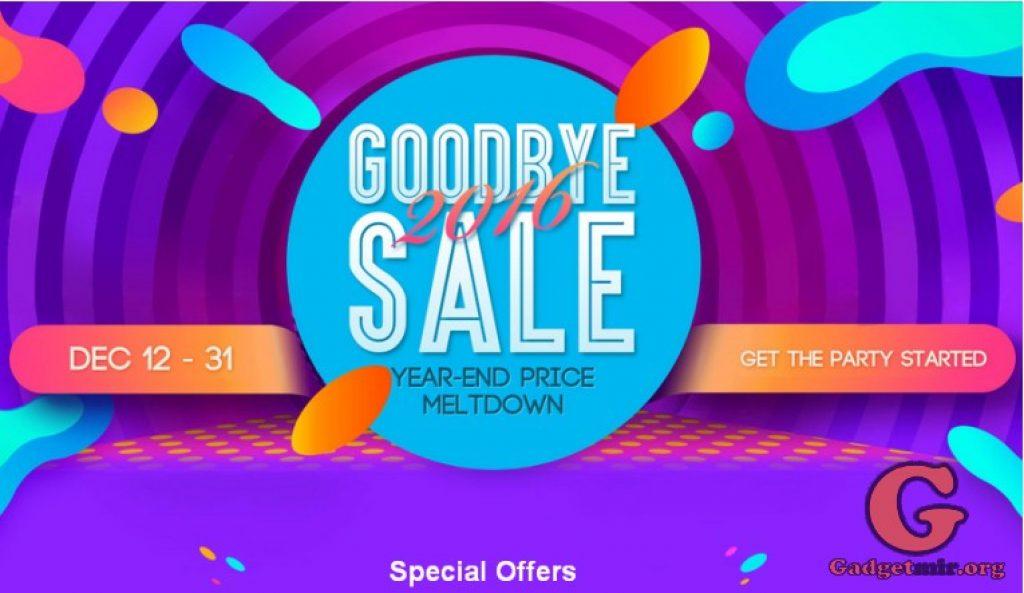 GoodBay Sale, акции, GearBest