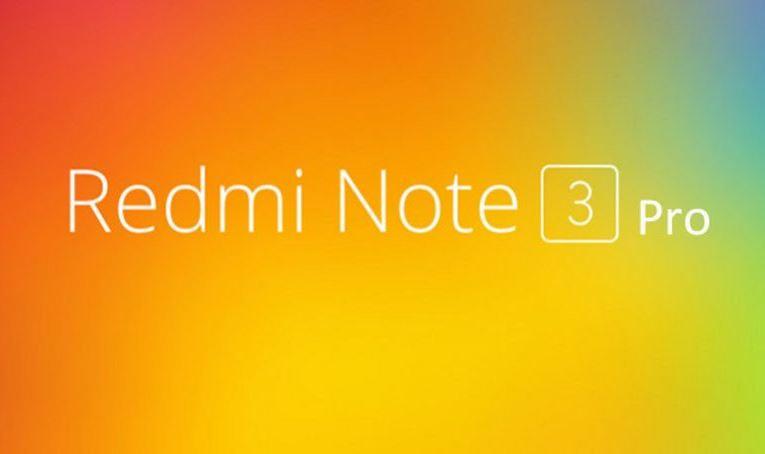 купить смартфон Redmi Note 3 Pro