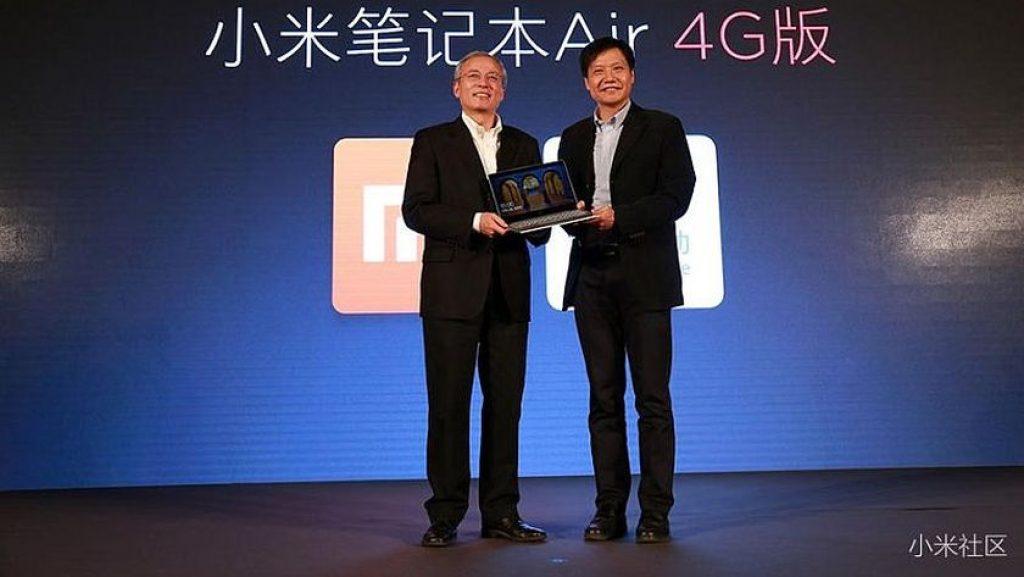 Xiaomi, Mi Notebook Air 4G, Windows 10, устройство, девайс, ноутбук, гаджет