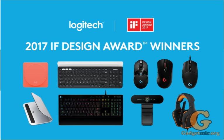 Logitech, гаджет, устройства