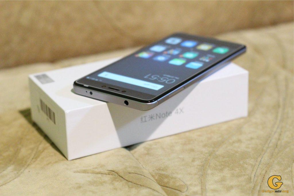 Xiaomi Redmi Note 4X, Xiaomi, обзор, смартфон, характеристики, спецификации, гаджет