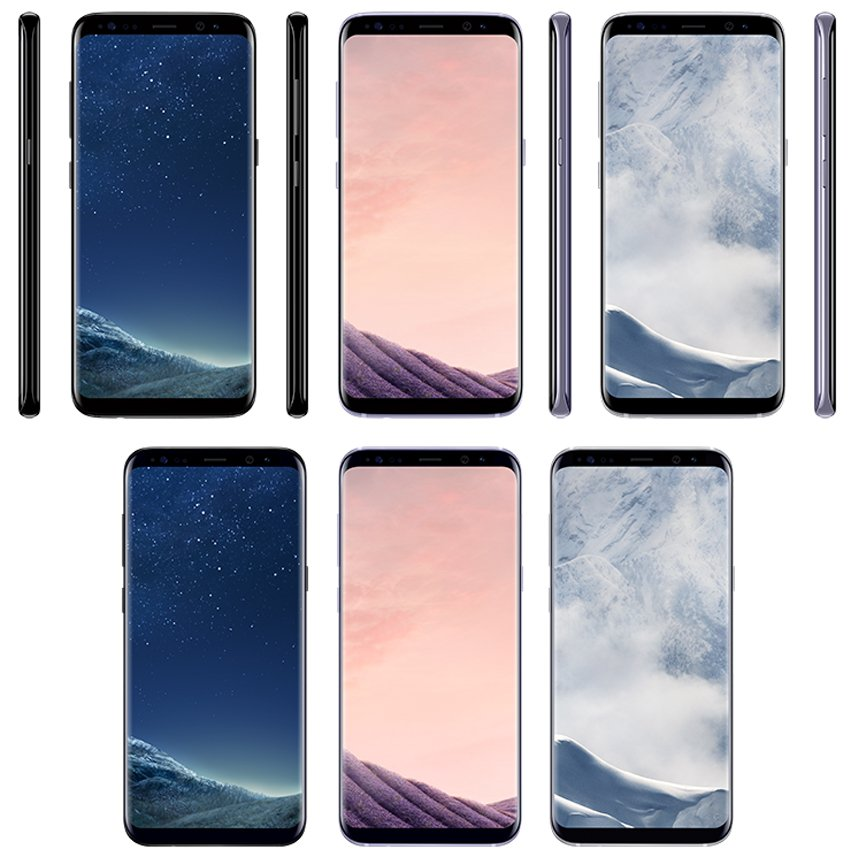 Galaxy S8, Samsung, смартфон, гаджет, характеристики
