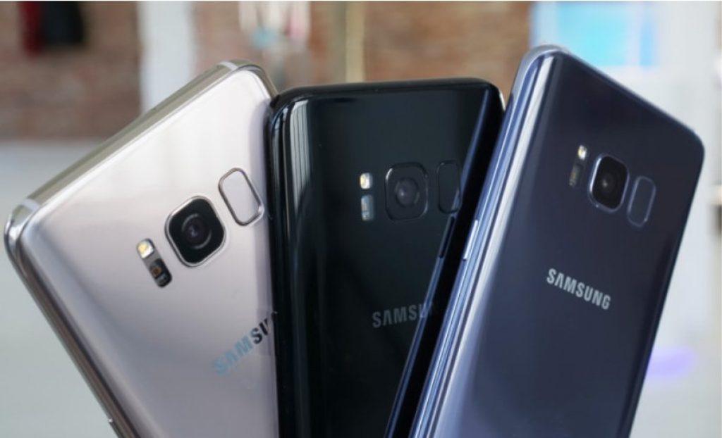 Samsung, Galaxy S8 и S8 Plus, смартфон, спецификации, гаджет, обзор