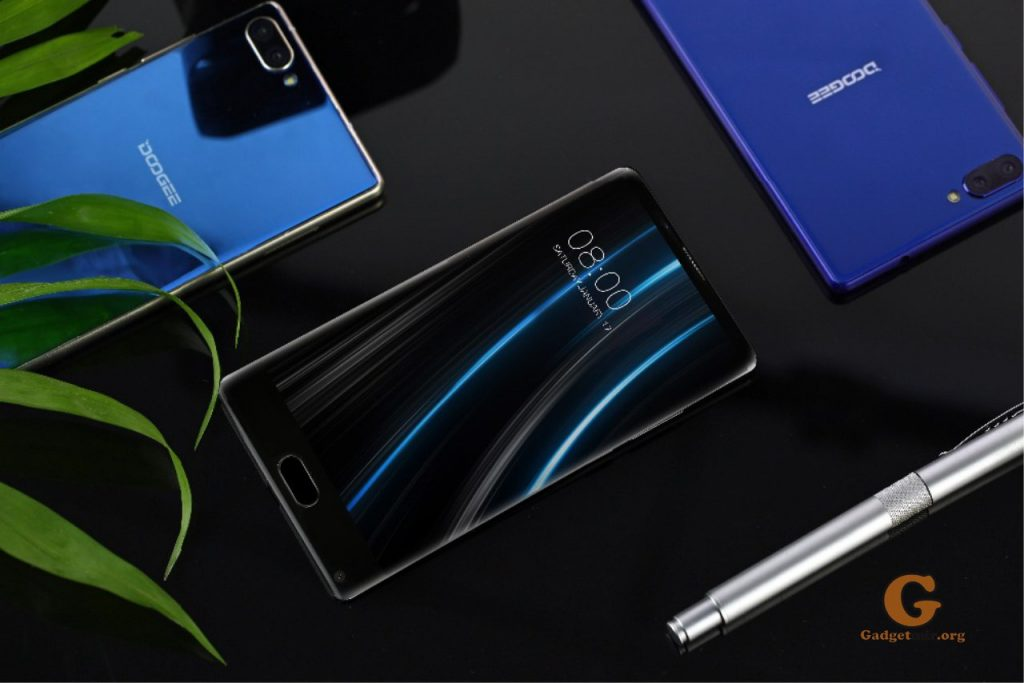 Doogee Mix, Doogee, обзор, смартфон, характеристики, Android 7.0, Helio P25, спецификации, гаджет, телефон, девайс