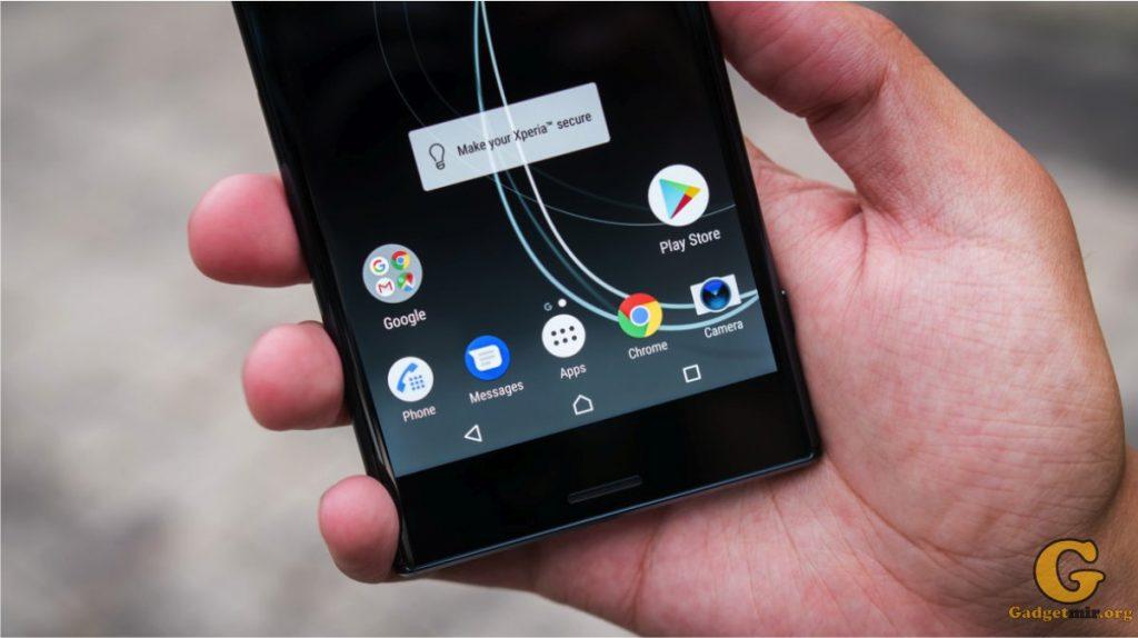 Sony Xperia XZ Premium, Sony, обзор, смартфон, Android 7, MWC 2017