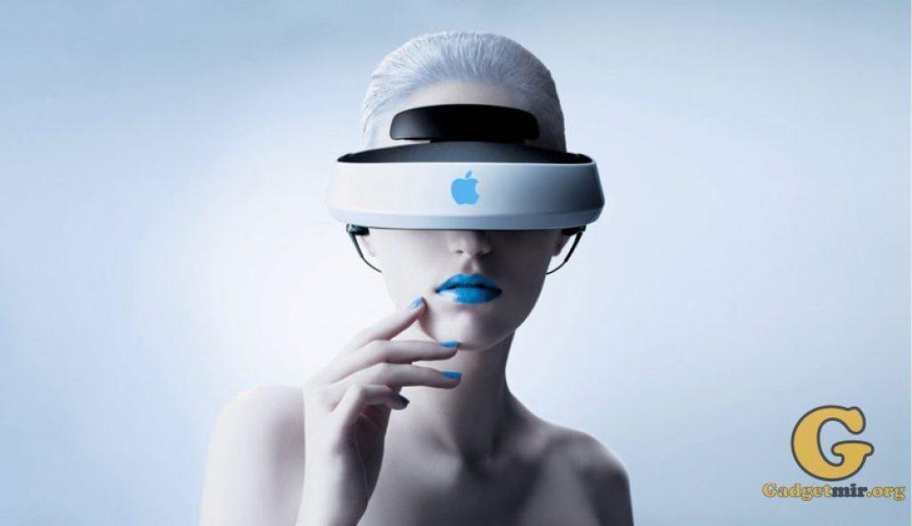 Очки виртуальной реальности, Apple, гаджет