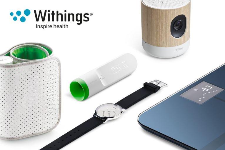 Withings Nokia обзор продукта