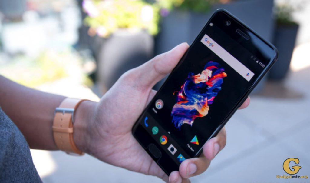 OnePlus 5, OnePlus, смартфон, Snapdragon 835, USB Type-C, Sony IMX350, Quick Charge 4.0, OxygenOS, Android 7.1, телефон, гаджет, устройство