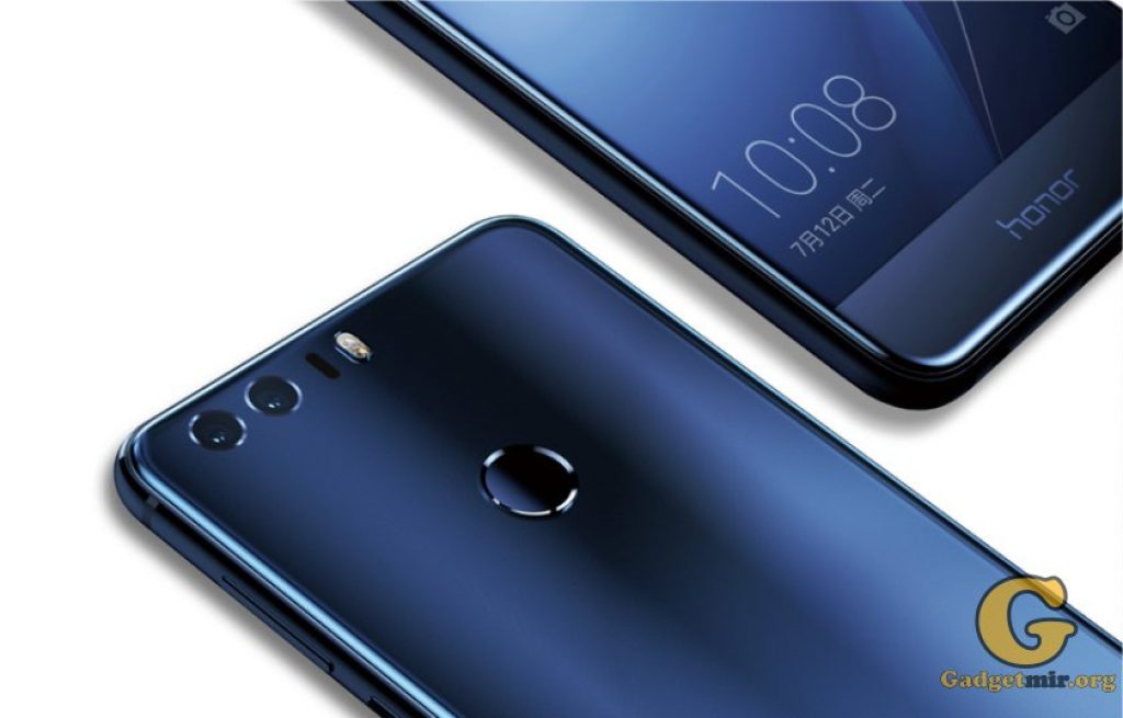 Huawei Honor 9, Huawei, смартфон, Android 7.0, Kirin 960, гаджет