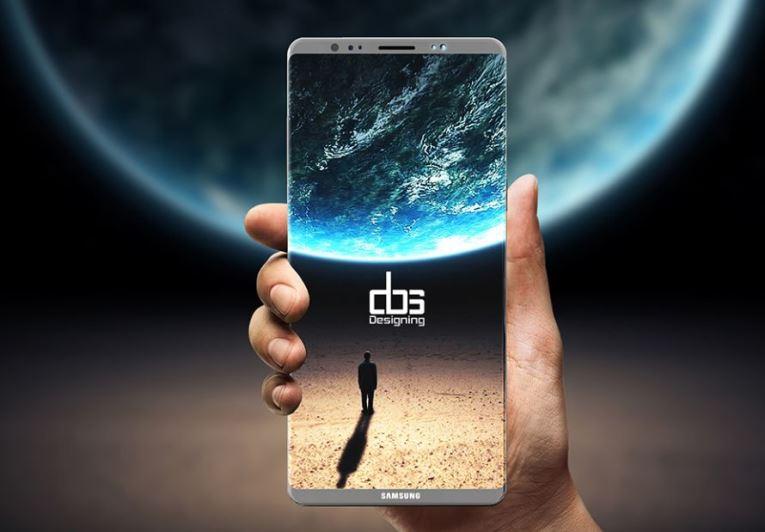 Galaxy Note 8 обзор