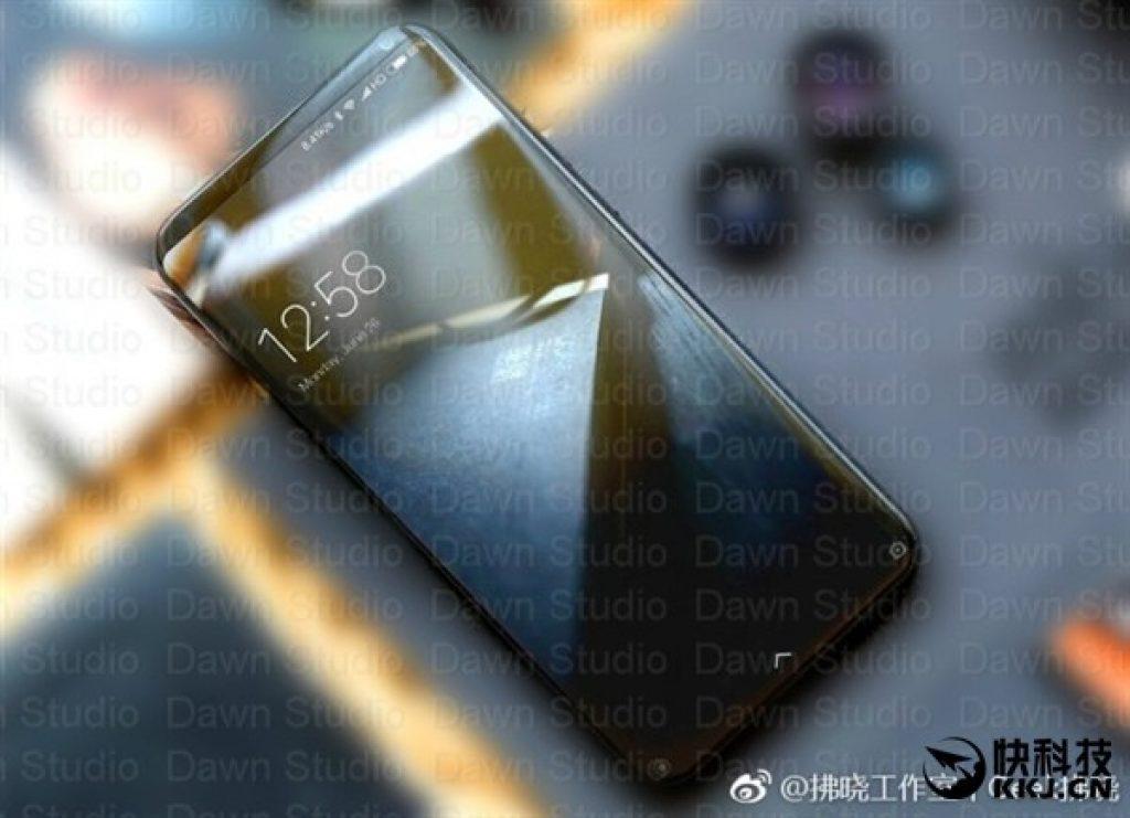 Xiaomi Mi Note 3, Xiaomi, смартфон, Snapdragon 835