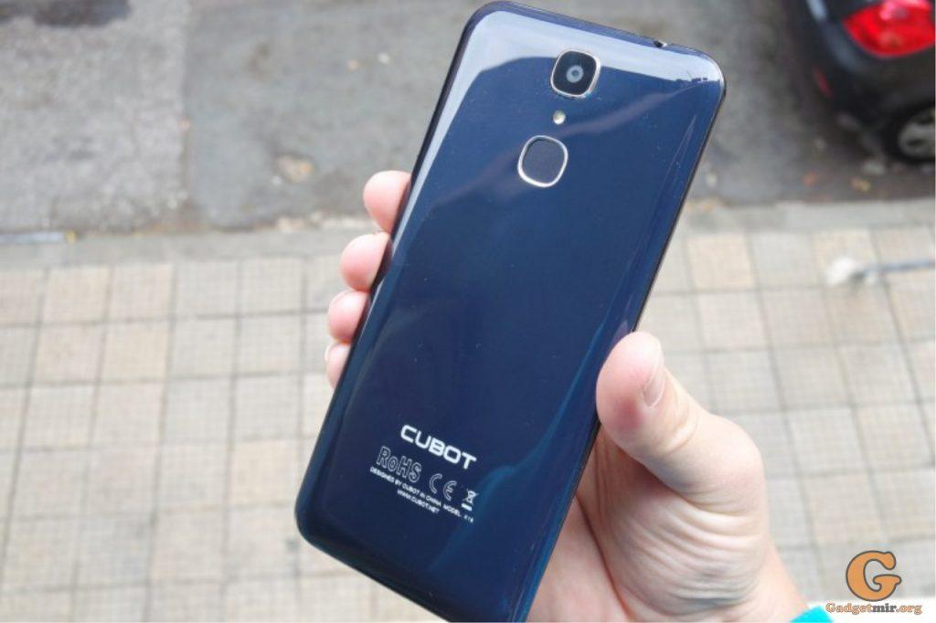 Cubot X18, смартфон, Cubot, Samsung Galaxy S8, обзор, MT6737T, ОЗУ 3ГБ, ПЗУ 32ГБ, 2.5D экран, Android 7.0