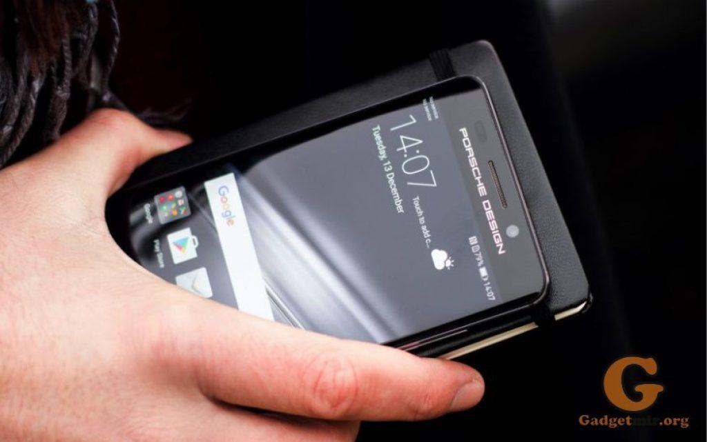Huawei Mate 10 Porsche Design, Huawei, Mate 10, смартфон, Kirin 970, Android 8.0 Орео