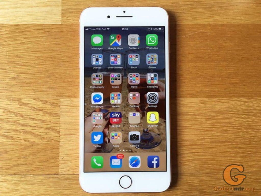 iPhone X, iPhone 8, iPhone 8 Plus, iPhone 10, Apple, смартфон, iOS 11, гаджет, девайс, устройство