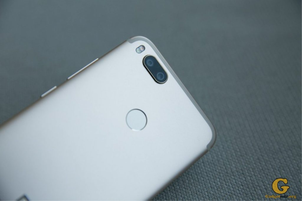 Xiaomi Mi A1, Xiaomi, Mi A1, смартфон, обзор, купить, спецификации, Android One, Gorilla Glass 3, Snapdragon 625