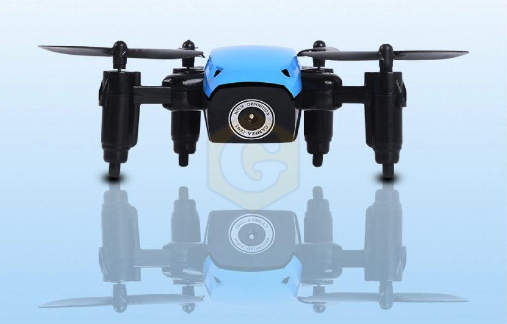 Квадрокоптер, S9HW Mini Drone, шпионские штучки, беспилотник