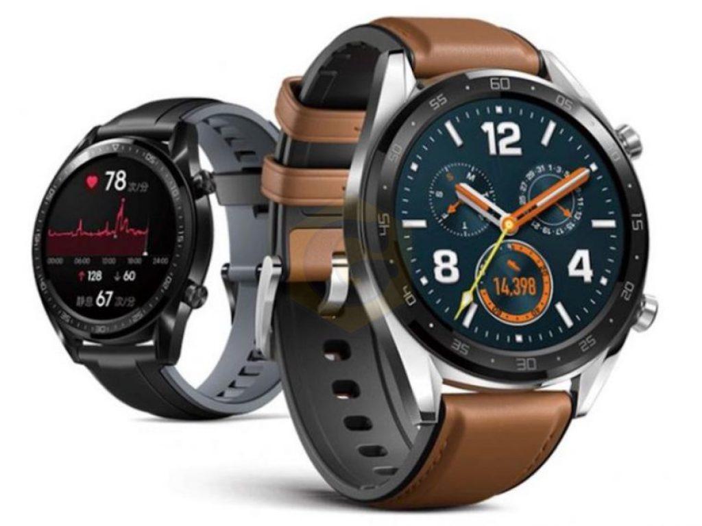 Huawei Watch GT, смартчасы, Wear OS, обзор, спецификации, фото