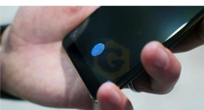 Galaxy Note 9 може не отримати звичайного твердотілого сканера відбитків пальців