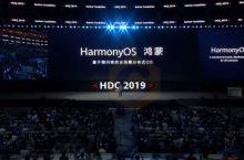Huawei объявляет HarmonyOS, платформу с открытым кодом для каждого устройства