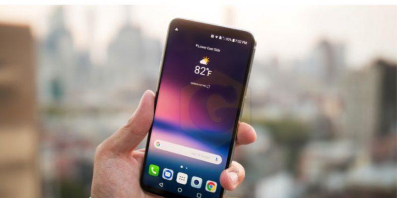 Как сообщается, LG G7 ThinQ будет оснащен специальной кнопкой Google Assistant