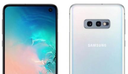 В Twitter появились образы нового Samsung Galaxy S10e