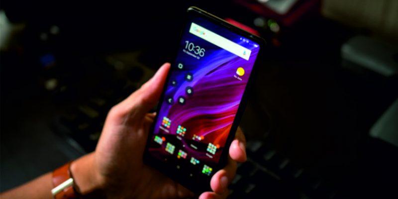 Стала известна дата запуска нового Xiaomi Mi Mix 2S