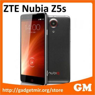 ZTE Z5s Nubia