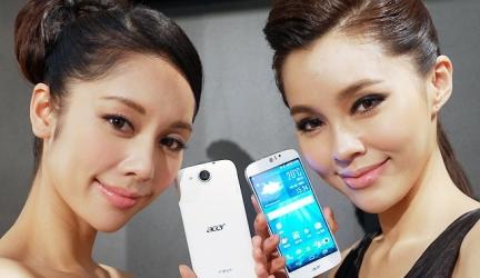 Технические характеристики смартфона-новинки — Acer Liquid Jade S