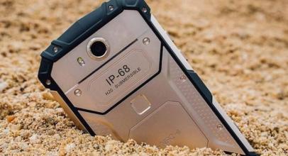 Aermoo M1: «бессмертный» телефон с чертами лидера