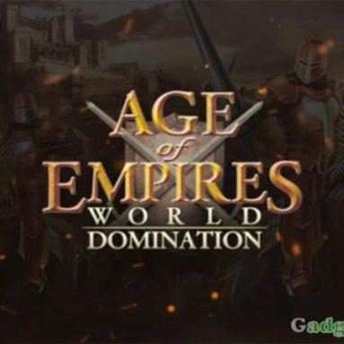 Age of Empires: World Domination для ОС Android уже этим летом