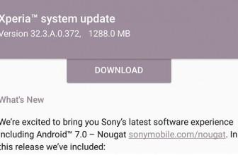 Sony запускает ОТА-обновление Android 7.0 Nougat для семейства Xperia Z5 и Z3
