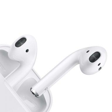 Apple запатентовал наушники с биометрическими датчиками